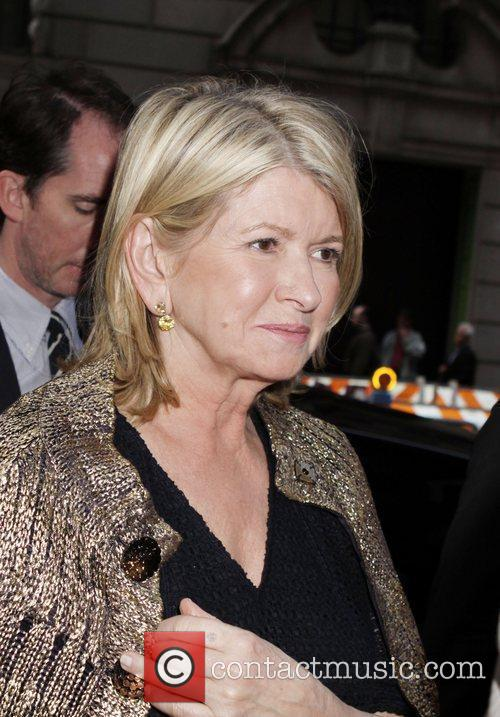 Martha Stewart 2011 Samsung Hope For Children Benefit...