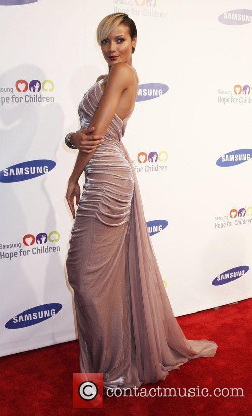 2011 Samsung Hope For Children Benefit Gala -...