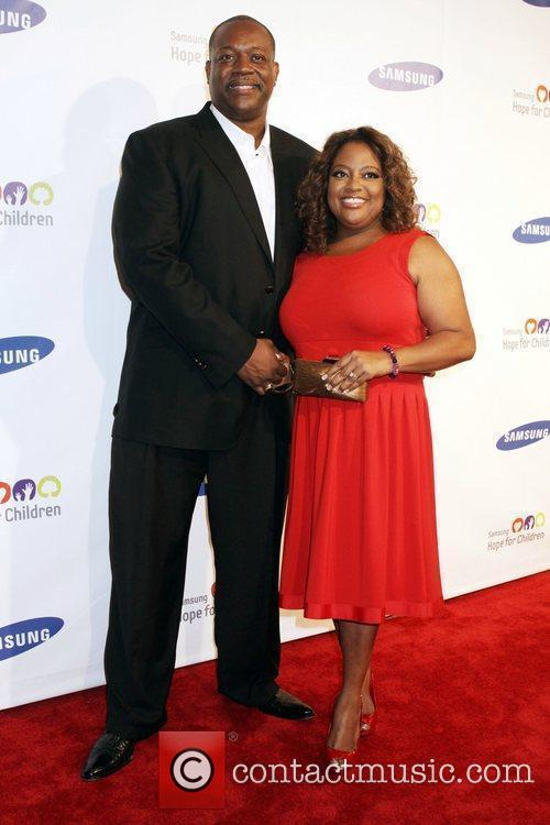 Lamar Sally and Sherri Shepherd 2011 Samsung Hope...
