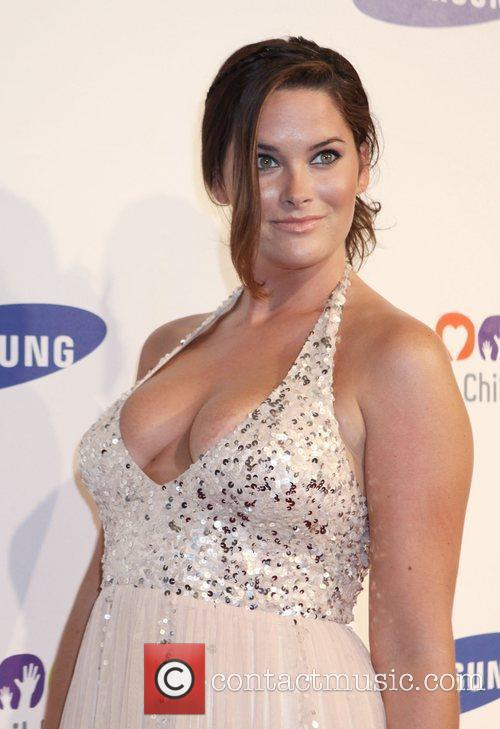Whitney Thompson 2011 Samsung Hope For Children Benefit...