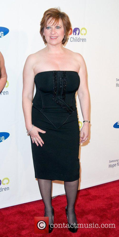 Caroline Manzo 2011 Samsung Hope For Children Benefit...