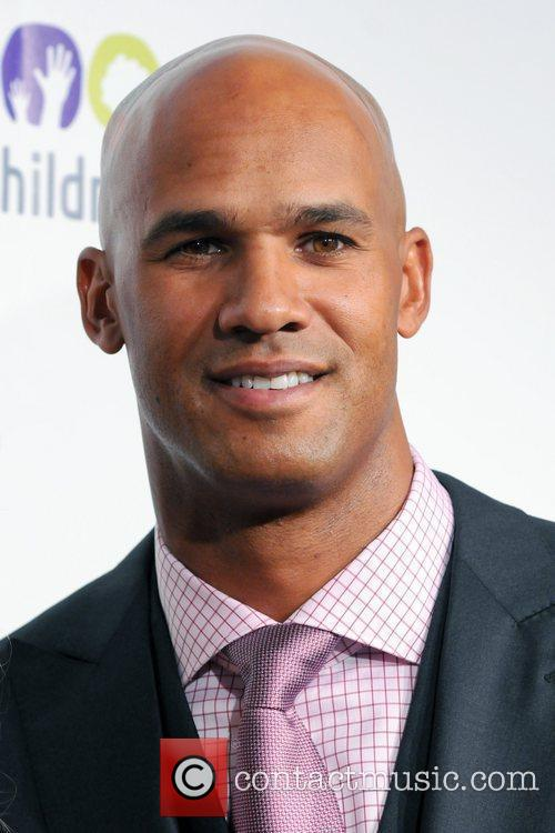Jason Taylor 2011 Samsung Hope For Children Benefit...