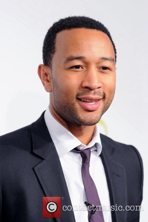 John Legend 2011 Samsung Hope For Children Benefit...