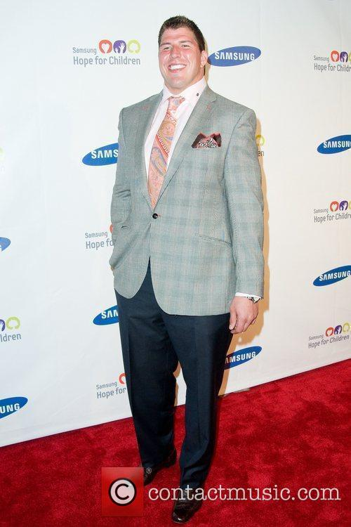 David Diehl 2011 Samsung Hope For Children Benefit...