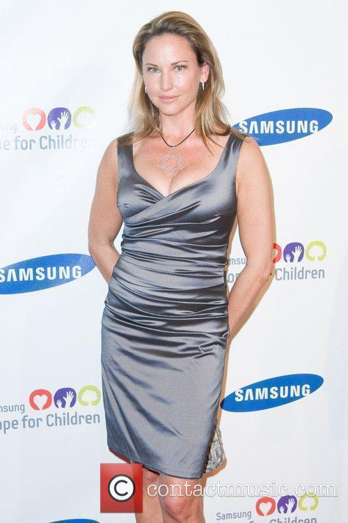 Jill Goodacre 2011 Samsung Hope For Children Benefit...