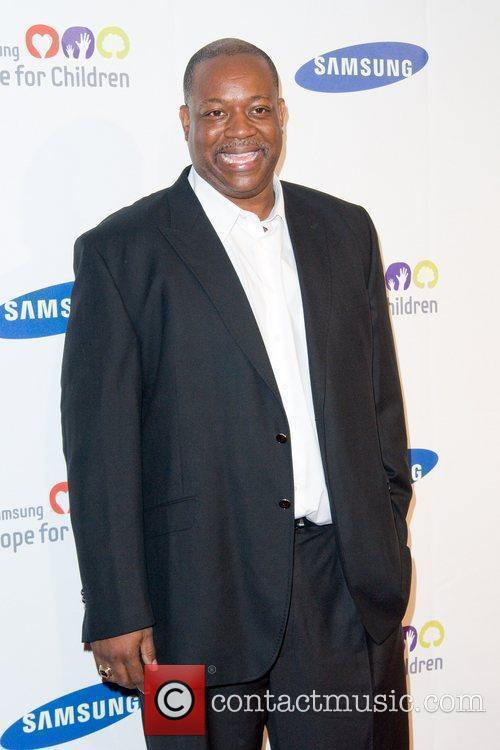 Lamar Sally 2011 Samsung Hope For Children Benefit...
