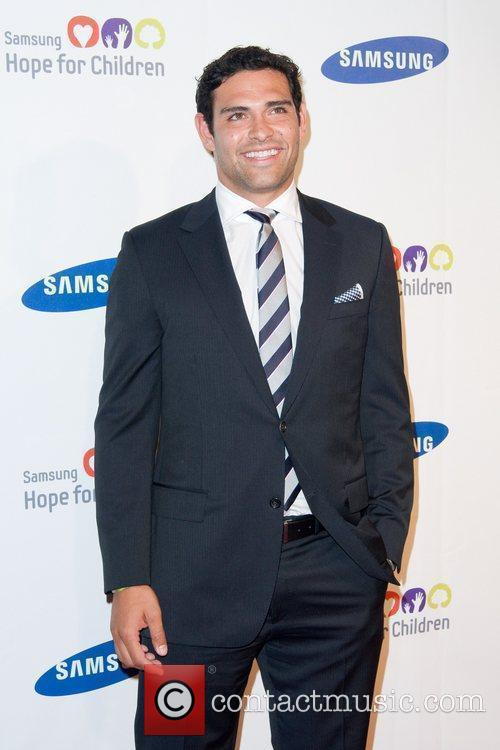 Mark Sanchez 2011 Samsung Hope For Children Benefit...