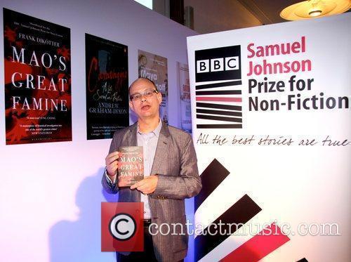 Frank Dikotter (Winner/Mao's Great Famine) The Samuel Johnson...