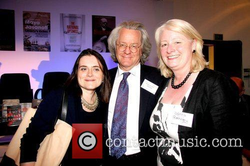 Professor AC Grayling and Donna Renney The Samuel...