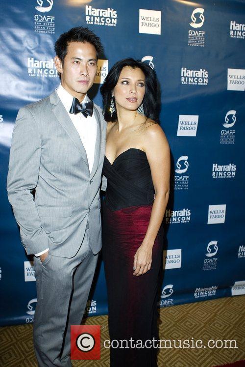 Ivan Shaw and Kelly Hu