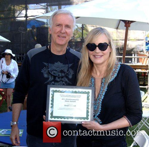 James Cameron and Daryl Hannah 4