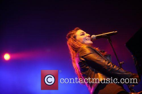 Performing at the Heineken Music Hall