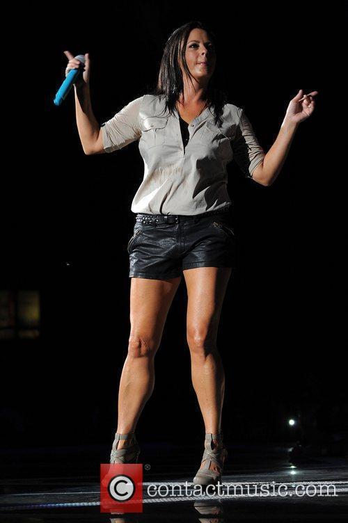 SARA EVANS - Sara Evans performs during the Flatts Fest ...