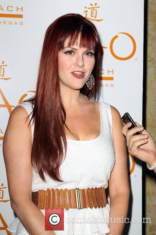 Sara Rue and Las Vegas 2