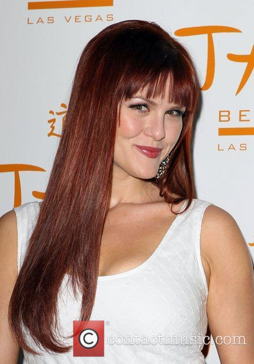 Sara Rue and Las Vegas 7
