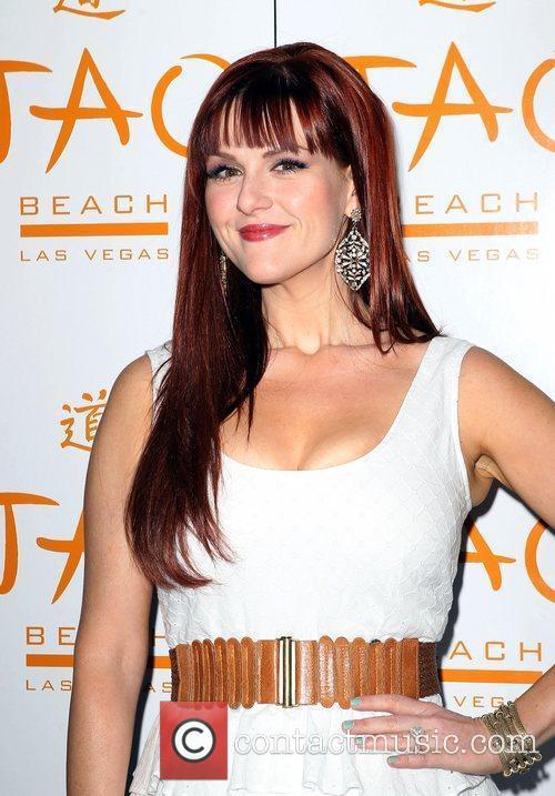 Sara Rue and Las Vegas 21
