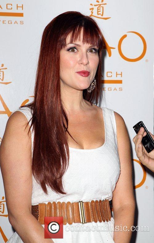 Sara Rue and Las Vegas 23