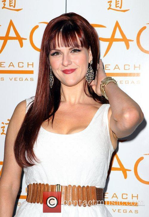 Sara Rue and Las Vegas 1