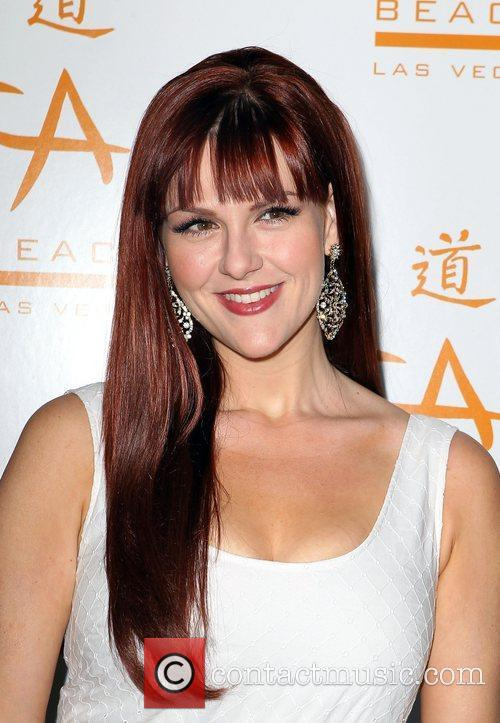 Sara Rue and Las Vegas 5