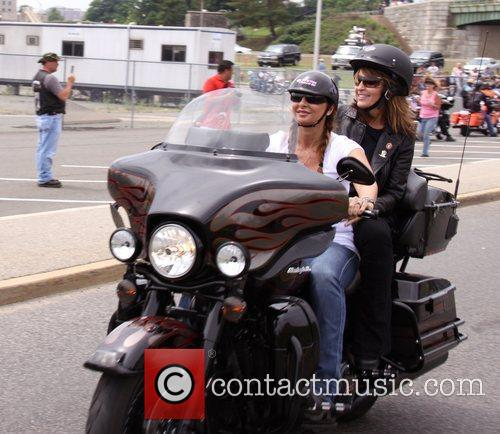 Sarah Palin and her family participate the annual...