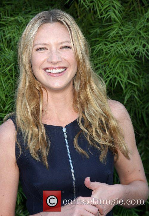 Anna Torv The 2011 Saturn Awards at the...