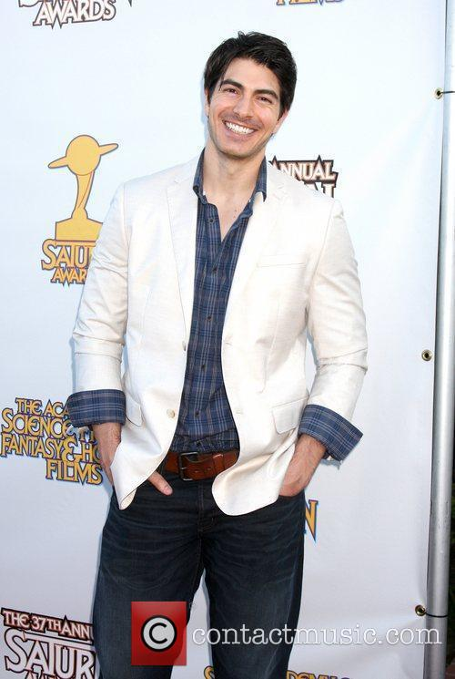 Brandon Routh The 2011 Saturn Awards at the...