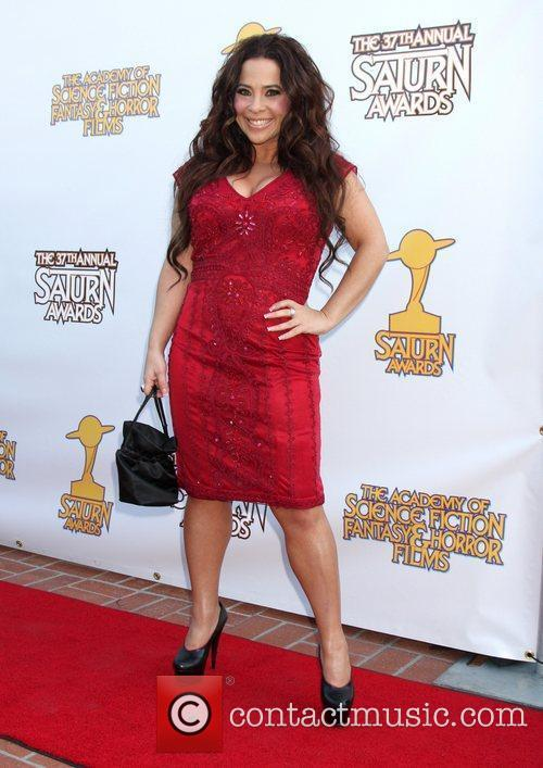 Brooke Lewis The 2011 Saturn Awards at the...