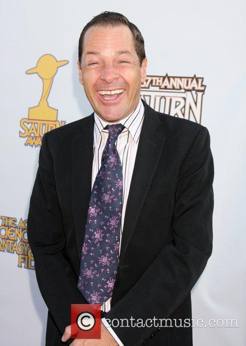 French Stewart The 2011 Saturn Awards at the...