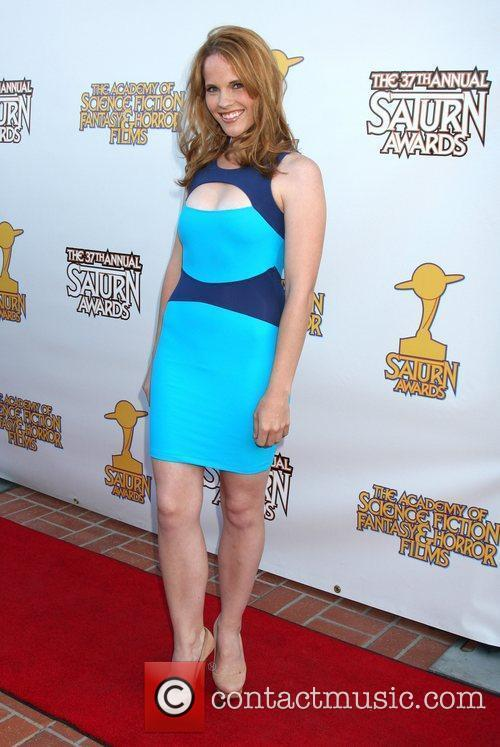 Katie Leclerc The 2011 Saturn Awards at the...