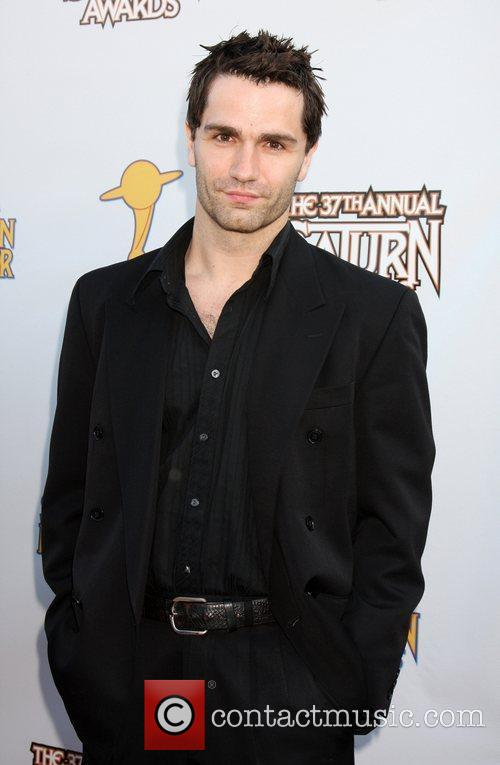 Sam Witwer The 2011 Saturn Awards at the...