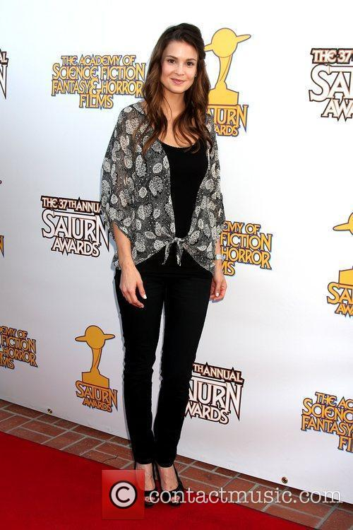 Ana Alexander The 2011 Saturn Awards at the...