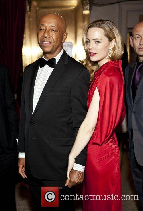 Russell Simmons and Melissa George 3