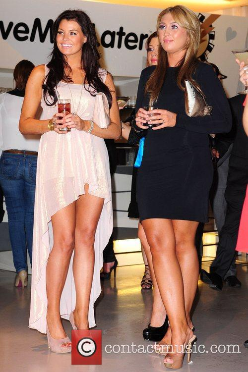 Jessica Wright and Lauren Goodger  The Save...