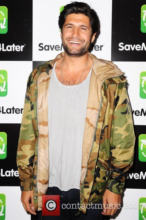 Kayvan Novak The Save Me 4 Later launch...
