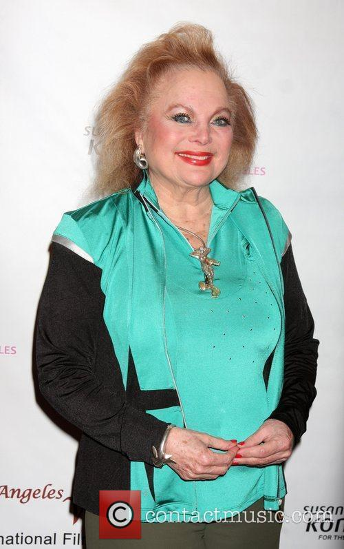 Carol Connors arriving at the 'Saving Grace B....