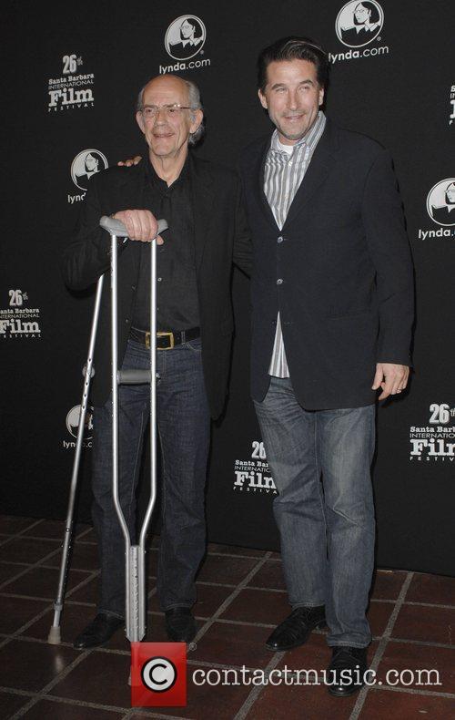 Christopher Lloyd, Billy Baldwin and Geoffrey Rush 2