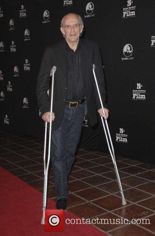Christopher Lloyd and Geoffrey Rush 2