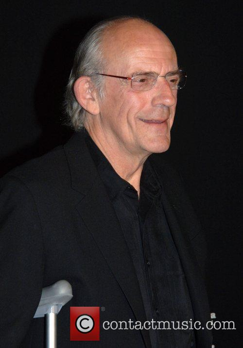 Christopher Lloyd and Geoffrey Rush 1