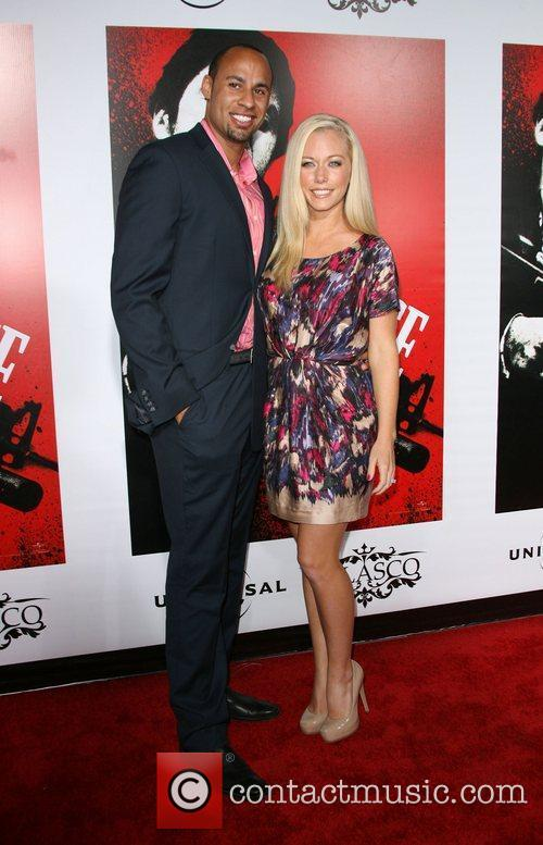 Kendra Wilkinson and Hank Baskett 9