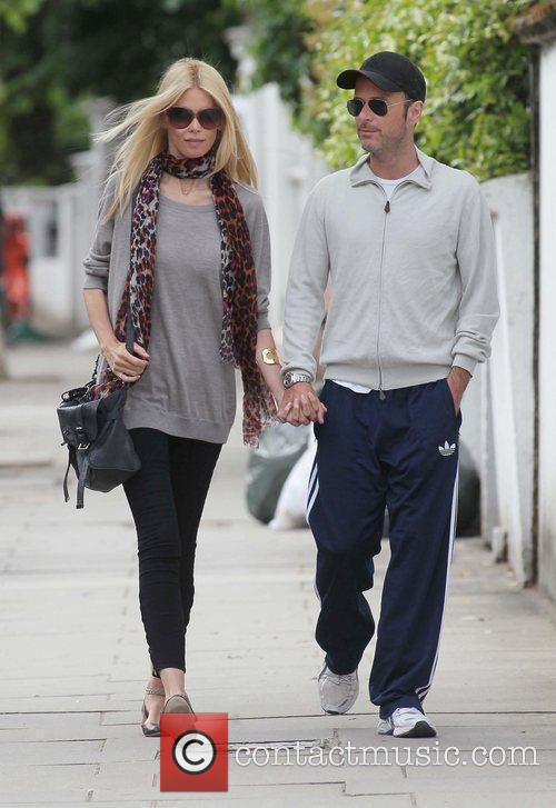 Claudia Schiffer and Matthew Vaughn 4