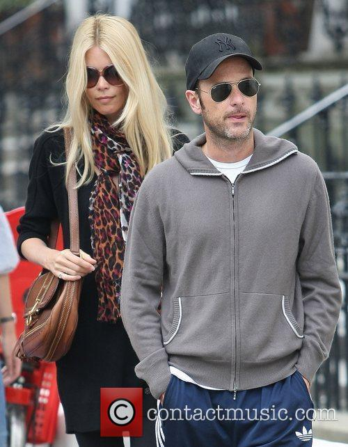 Claudia Schiffer and Matthew Vaughn 7