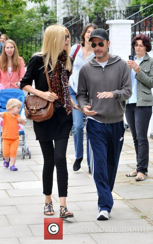 Claudia Schiffer and Matthew Vaughn 16