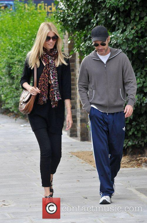 Claudia Schiffer and Matthew Vaughn 18