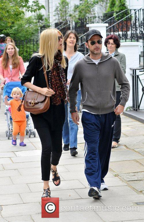 Claudia Schiffer and Matthew Vaughn 22