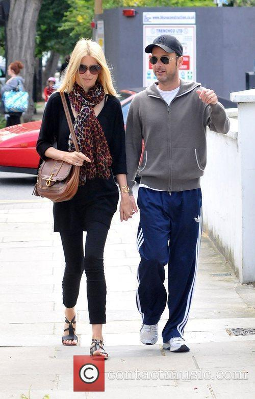 Claudia Schiffer and Matthew Vaughn 15