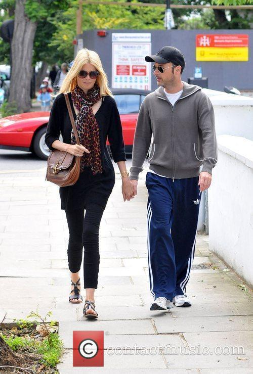 Claudia Schiffer and Matthew Vaughn 13