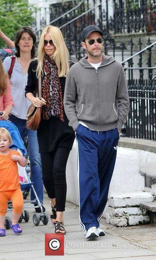 Claudia Schiffer and Matthew Vaughn 14