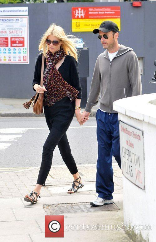 Claudia Schiffer and Matthew Vaughn 24