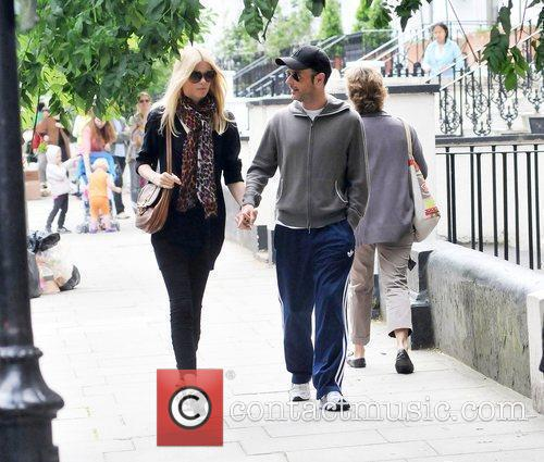 Claudia Schiffer and Matthew Vaughn 21