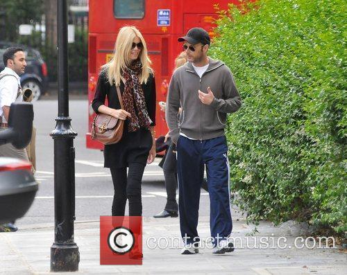 Claudia Schiffer and Matthew Vaughn 23